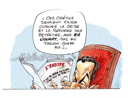 Sarkozy a-t-il exigé la tête d'Anelka? - Page 2 Sarko-foot