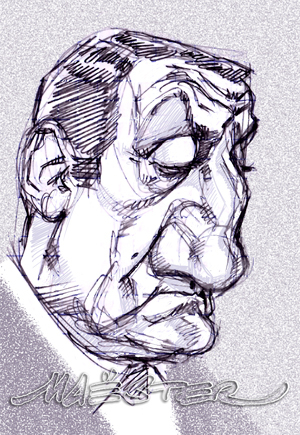 Caricatures et Portraits - Page 2 Lino2