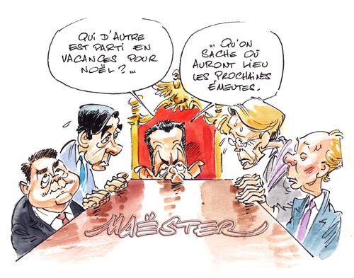[Sarkozyland] Toutes les déclarations, critiques, bourdes (chapitre 11) - Page 36 Mamfillondictat