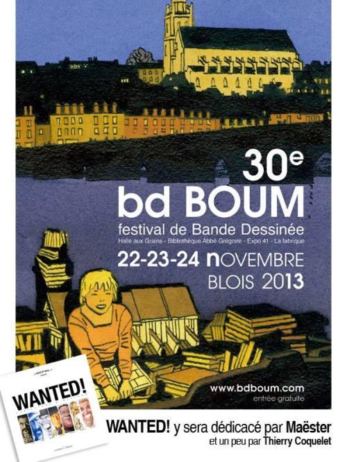 Affiche Blois 2013