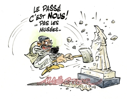 Daesh-truction-musee001