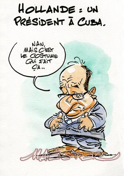Hollande-Cuba