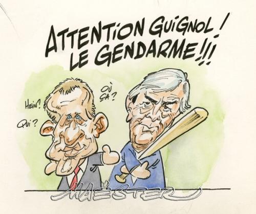 Guignols-Bollore